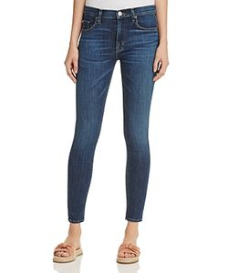 Hudson | Barbara Skinny Jeans In