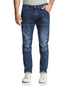 G-Star Raw | 5620 3d Super Slim Fit Jeans In Vintage Dark