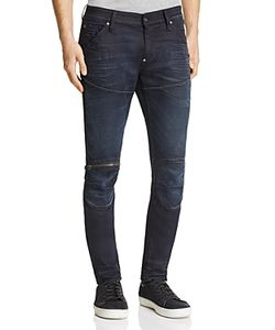 G-Star Raw | Arc Zip 3d Slim Fit Jeans In Vintage Aged