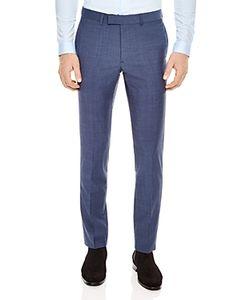 Sandro   Notch Slim Fit Trousers