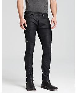 Hugo   Jeans 45 Moto Slim Fit In
