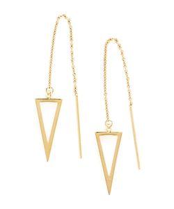 Rebecca Minkoff | Triangle Threader Earrings