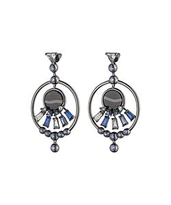 Eddie Borgo | Europa Statement Hoop Drop Earrings