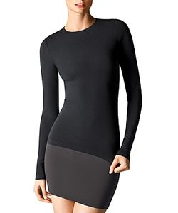 Wolford | Crewneck Long Sleeve Pullover