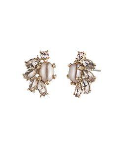 Marchesa | Cluster Stud Earrings