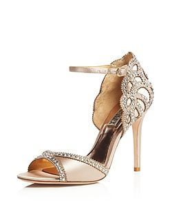 Badgley Mischka | Roxy Vintage High Heel Sandals