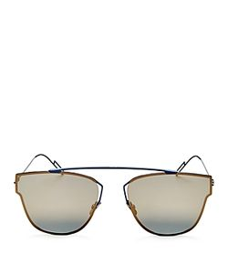 Dior Homme | Mirrored Square Sunglasses 58mm