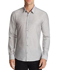 Hugo   Slim Fit Button-Down Shirt