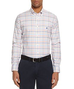 Brooks Brothers | Plaid Classic Fit Button-Down Shirt