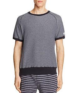 Todd Snyder Champion   Stripe Sweatshirt