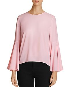 Vince Camuto | Bell Sleeve Blouse 100 Exclusive
