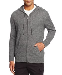 The Men's Store At Bloomingdale's | Cashmere Full Zip Hoodie