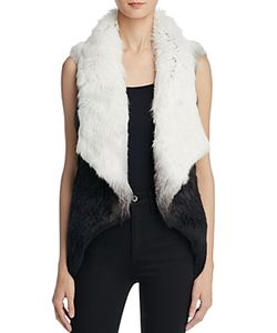 Meteo By Yves Salomon | Ombre Fur Vest