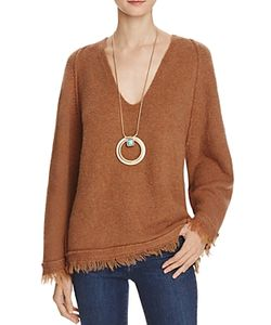 Free People | Irresistible V-Neck Sweater