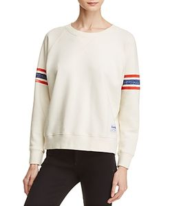 Mother   The Square Sweatshirt 100 Exclusive