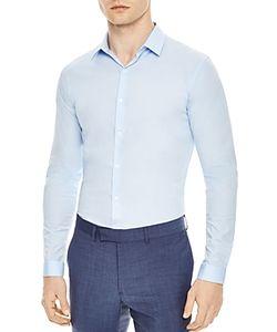 Sandro | Seamless Stretch Slim Fit Button-Down Shirt
