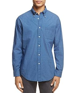 Brooks Brothers | Diamond Slim Fit Button-Down Shirt