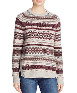 Barbour | Felted Fair Isle Sweater