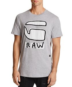 G-Star Raw | Relax Logo Graphic Tee