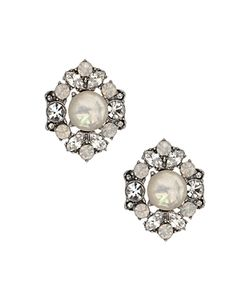 Marchesa | Statement Stud Earrings