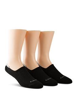 Calvin Klein | No Show Socks Pack Of 3