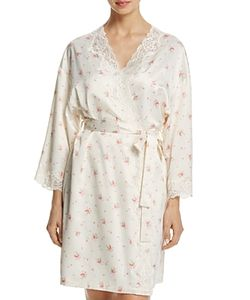 Ralph Lauren | Lauren Signature Satin Robe