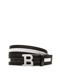 Bally | B Buckle Reversible Trainspotting Belt
