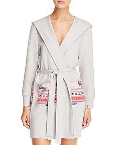 Jane & Bleecker New York | Hooded Reindeer Robe