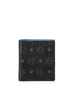 MCM | Color Visetos Mini Bifold Wallet