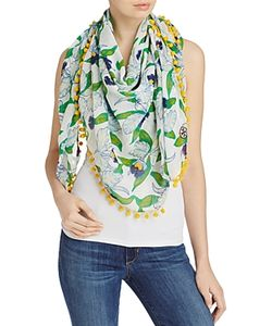 Tory Burch | Laguna Oversized Square Scarf