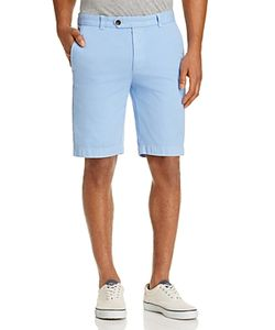 Brooks Brothers | Flat-Front Classic Fit Shorts