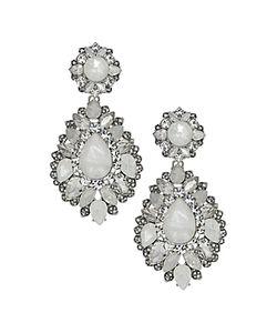 Marchesa | Drama Drop Earrings