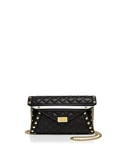 Boutique Moschino | Quilted Leather Crossbody