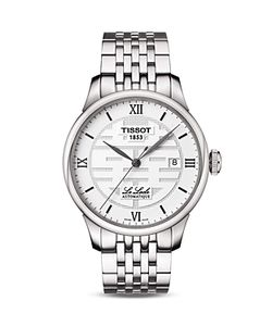Tissot   Le Locle Double Happiness 2014 Steel Watch 39mm