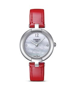 Tissot   Pinky Ladies Watch With Strap 28mm