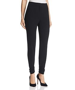 Max Mara   Rose Ruched Ankle Pants