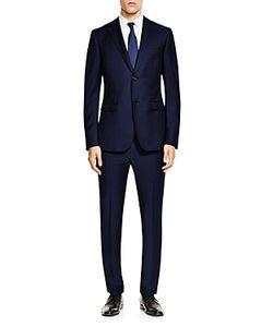 Z Zegna | Mohair Drop 8 Slim Fit Suit