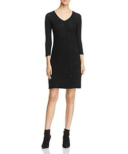 Armani Collezioni | Sequin Knit Dress
