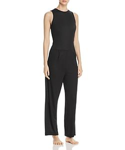 DKNY | Long Lounge Jumpsuit