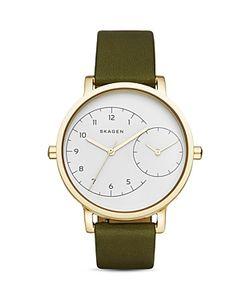 Skagen   Hagen Dual-Time Watch 36mm