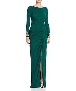 Badgley Mischka | Draped Gown