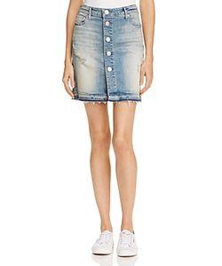 True Religion | Claire Denim Pencil Skirt In