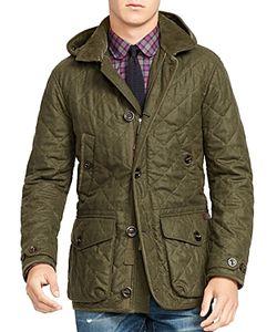 Polo Ralph Lauren | Quilted Wool-Blend Coat