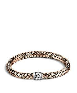 John Hardy | Mens Classic Chain And Bronze Medium Chain Bracelet
