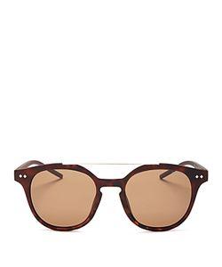Polaroid | Polarized Round Sunglasses 51mm