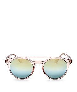 Ray-Ban   Mirrored Round Sunglasses 50mm