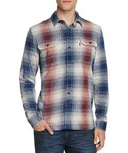 Levi's | Selvedge Jackson Worker Regular Fit Button-Down Shirt