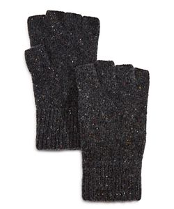 The Men's Store At Bloomingdale's | Donegal Fingerless Gloves
