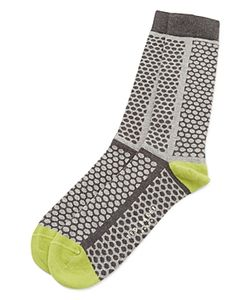 Ted Baker | Mixed Scale Spot Socks