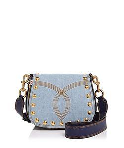 Marc Jacobs | Nomad Small Denim Saddle Bag